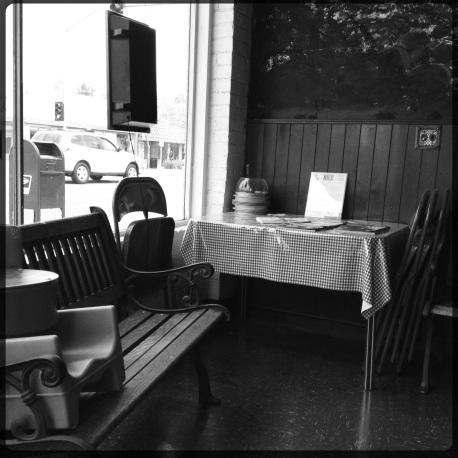 Chili John's, Burbank. April 2013