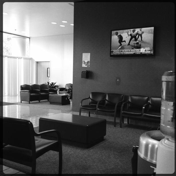 USC Medical Center, Downtown LA. April 2013