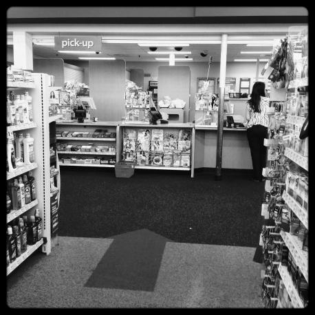 CVS Pharmacy, Marina Del Rey. May 2013