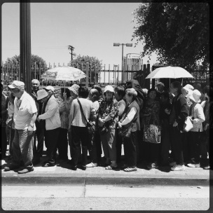 Chinatown, Los Angeles. June 2013
