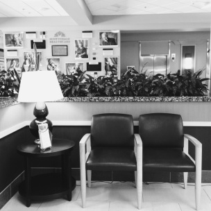 Osborn Medical Center, Scottsdale. March 2014