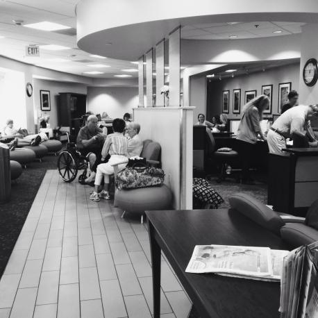 Scottsdale Medical Center, Scottsdale July 2014