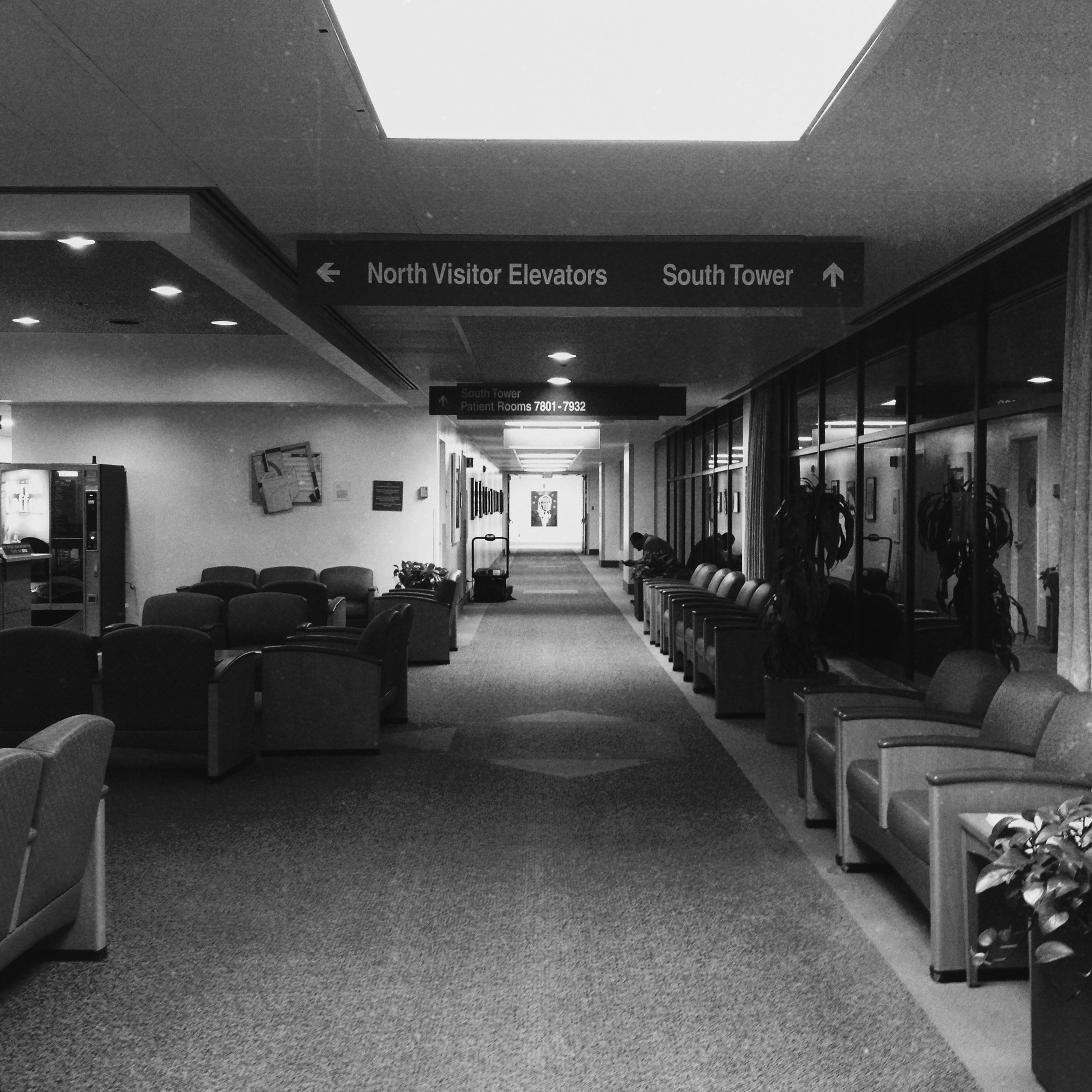 Cedars Sinai Emergency Room – The Waiting Room Project